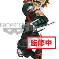 My Hero Academia 7 Inch Static Figure Amazing Heroes - Katsuki Bakugo Version 3