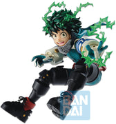 My Hero Academia 6 Inch Static Figure Ichiban Go and Go! - Izuku Midoraya