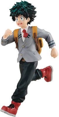 My Hero Academia Pop Up Parade 6 Inch Static Figure - School Uniform Izuku Midoriya