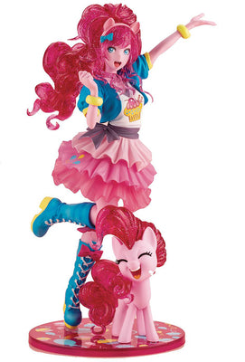 My Little Pony 8 Inch Statue Figure Bishoujo Limited Edition - Pinkie Pie Variant