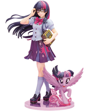 My Little Pony 8 Inch Statue Figure Bishoujo Series - Twilight Sparkle