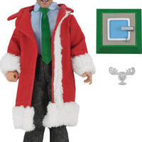 National Lampoon Christmas Vacation 8 Inch Action Figure Retro Clothed Series - Santa Clark