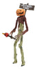 Nightmare Before Christmas 10 Inch Action Figure Silver Anniversary Series - Pumpkin King