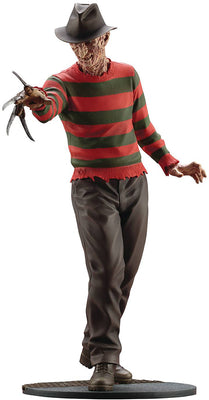 Nightmare On Elm Street 4 12 Inch Statue Figure ArtFX Series - Freddy Krueger