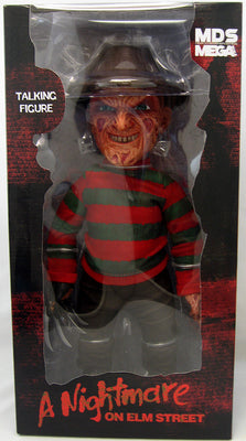 Nightmare On Elm Street 15 Inch Action Figure MDS Mega Scale Series - Talking Freddy Krueger