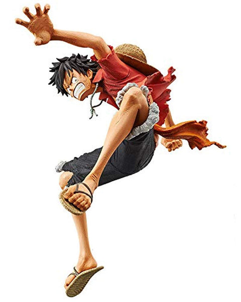 One Piece Stampede Movie 7 Inch Static Figure King Of Artist - Monkey D Luffy