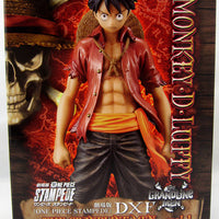 One Piece Stampede 6 Inch Static Figure The Grandline Men DXF - Monkey D Luffy
