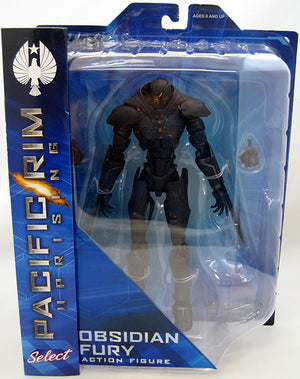 Pacific Rim Uprising 8 Inch Action Figure Series 2 - Obsidian Fury