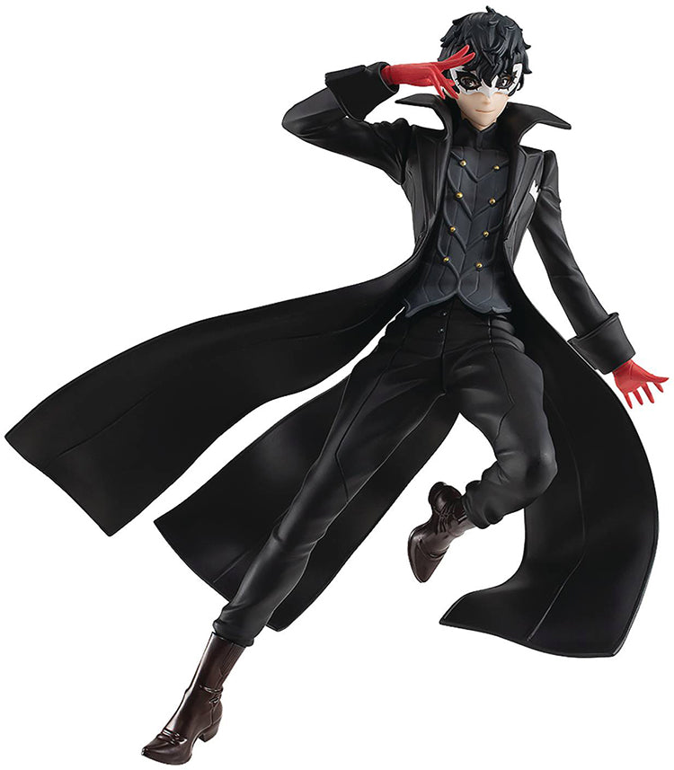 Persona 5 6 Inch PVC Statue Pop Up Parade - Joker