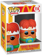Pop Ad Icons McDonalds 3.75 Inch Action Figure - Tennis McNugget #114