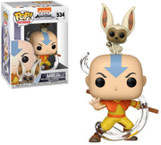 Pop Animation 3.75 Inch Action Figure Avatar The Last Airbender - Aang #534