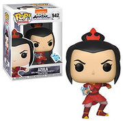 Pop Animation 3.75 Inch Action Figure Avatar The Last Airbender - Azula #542 Exclusive