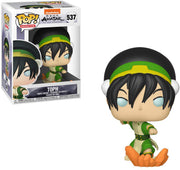Pop Animation 3.75 Inch Action Figure Avatar The Last Airbender - Toph #537