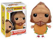 Pop Animation Bob's Burgers 3.75 Inch Action Figure - Beefsquatch #102