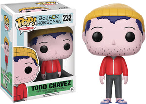 Pop Animation 3.75 Inch Action Figure Bojack Horseman - Todd Chavez #232