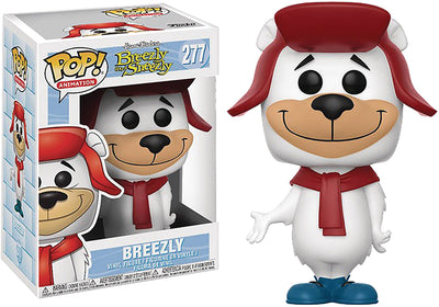 Pop Animation Breezly and Sneezly 3.75 Inch Action Figure - Breezly #277