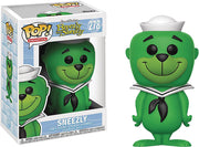 Pop Animation Breezly and Sneezly 3.75 Inch Action Figure - Sneezly #278