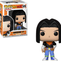 Pop Animation 3.75 Inch Action Figure Dragonball - Android 17 #529