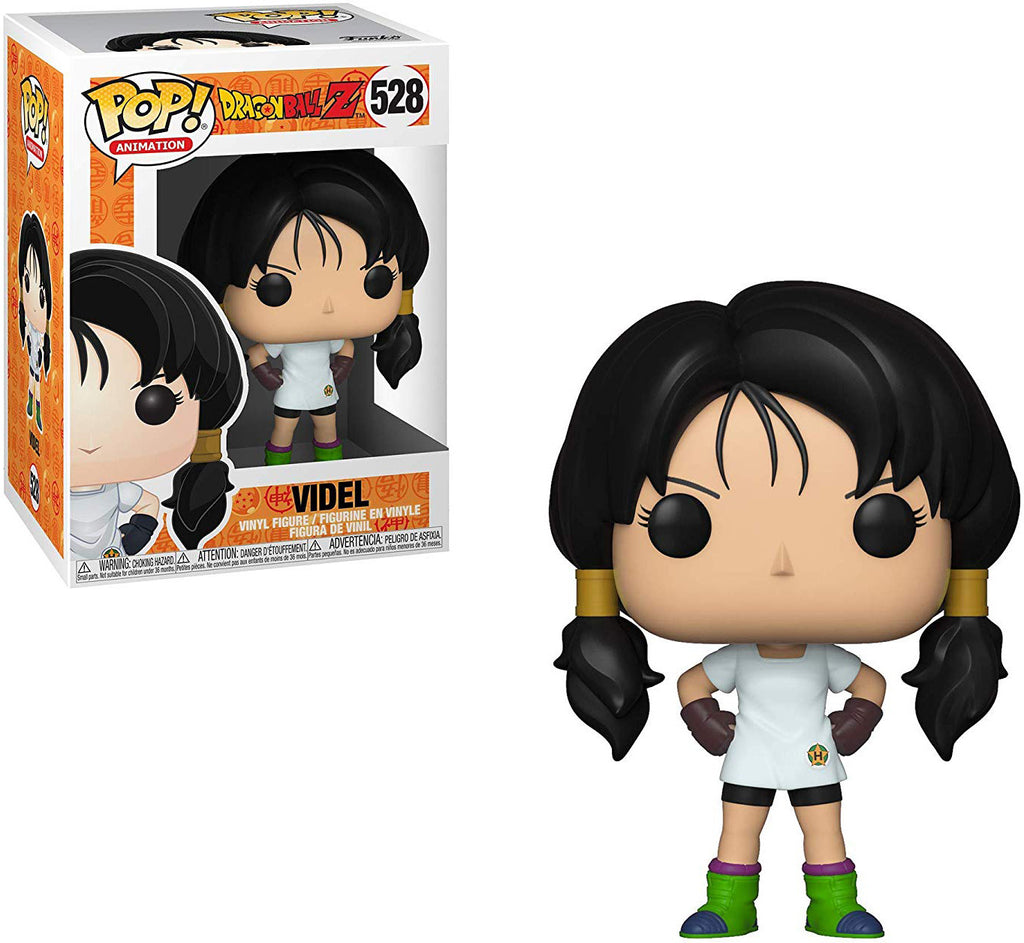 Pop Animation 3.75 Inch Action Figure Dragonball - Videl #528