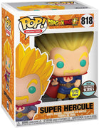 Pop Animation Dragonball Super 3.75 Inch Action Figure Exclusive - Super Hercule #818