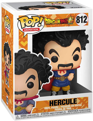 Pop Animation Dragonball Super 3.75 Inch Action Figure - Hercule #812