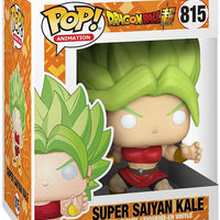 Pop Animation Dragonball Super 3.75 Inch Action Figure - Super Saiyan Kale #815