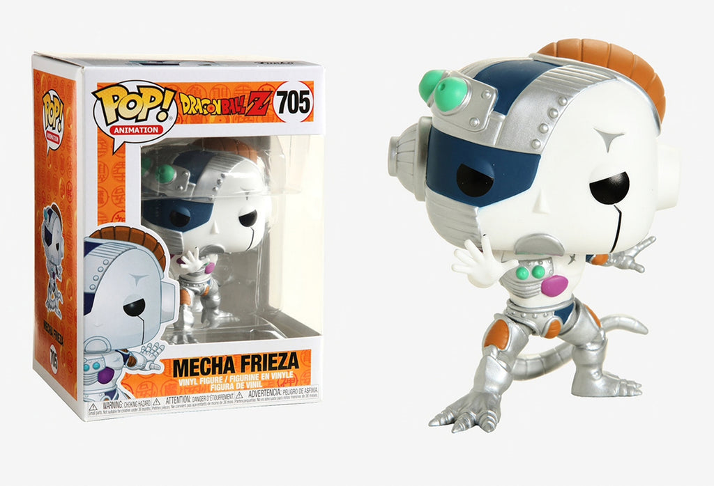 Pop Animation 3.75 Inch Action Figure Dragonball Z - Mecha Frieza #705