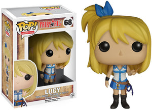 Pop Animation 3.75 Inch Action Figure Fairy Tail - Lucy #68