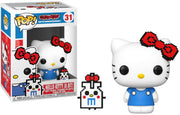 Pop Animation 3.75 Inch Action Figure Hello Kitty - Hello Kitty 8-Bit #31
