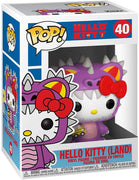 Pop Animation Hello Kitty 3.75 Inch Action Figure - Hello Kitty Land #40