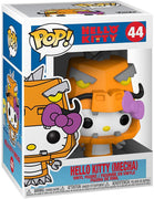 Pop Animation Hello Kitty 3.75 Inch Action Figure - Hello Kitty Mecha #44