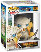Pop Animation Monster Hunter 3.75 Inch Action Figure - Frostfang #800