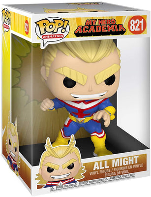 Pop Animation My Hero Academia 10 Inch Action Figure - All Might #821