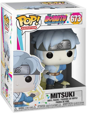 Pop Animation 3.75 Inch Action Figure Naruto Boruto - Mitsuki #673