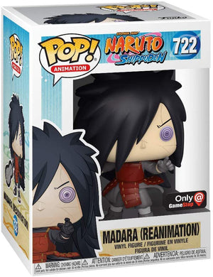 Pop Animation Naruto Shippuden 3.75 Inch Action Figure Exclusive - Madara Reanimation #722