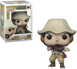 Pop Animation 3.75 Inch Action Figure One Piece - Usopp #401