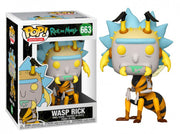 Pop Animation 3.75 Inch Action Figure Rick And Morty - Wasp Rick #663