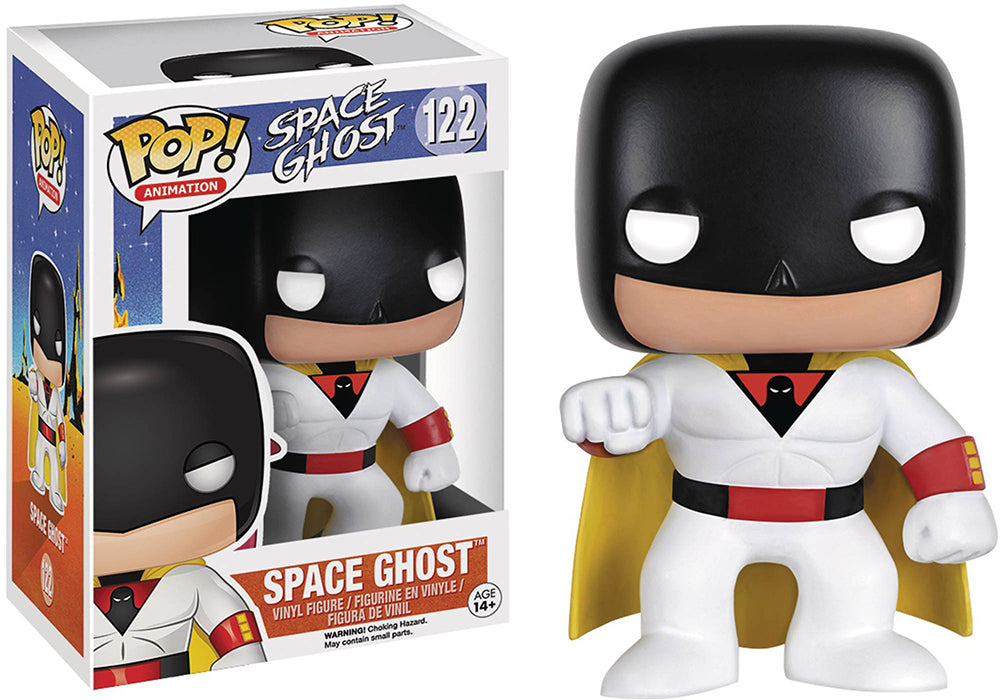 Pop Animation Space Ghost 3.75 Inch Action Figure - Space Ghost #122