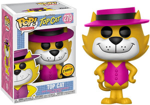Pop Animation Top Cat 3.75 Inch Action Figure Exclusive - Top Cat #279 Chase