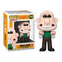 Pop Animation Wallace & Gromit 3.75 Inch Action Figure - Wallace #775