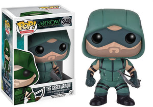 Pop DC Heroes Arrow CW 3.75 Inch Action Figure - The Green Arrow #348
