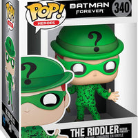 Pop DC Heroes Batman Forever 3.75 Inch Action Figure - The Riddler #340