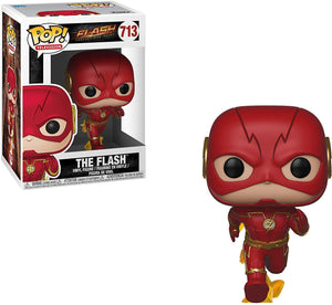Pop DC Heroes 3.75 Inch Action Figure CW The Flash - The Flash #713