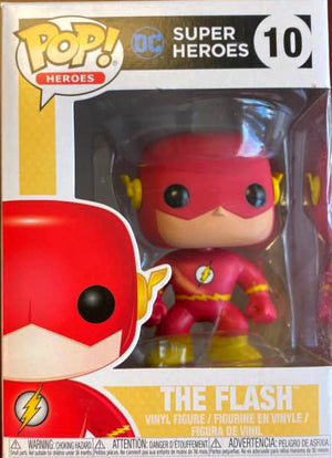 Pop DC Heroes 3.75 Inch Action Figure DC Universe - The Flash #10