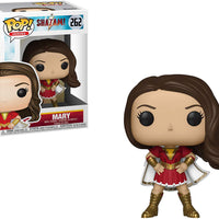 Pop DC Heroes 3.75 Inch Action Figure Shazam - Mary #262