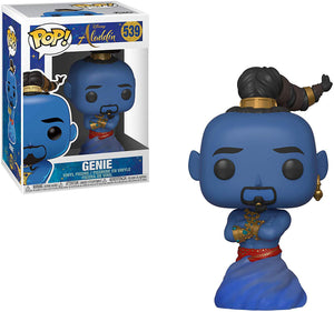 Pop Disney 3.75 Inch Action Figure Aladdin Live Action - Genie #539