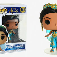 Pop Disney 3.75 Inch Action Figure Aladdin Live Action - Princess Jasmine #541