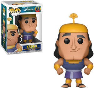 Pop Disney 3.75 Inch Action Figure Emperor's New Groove - Kronk #360
