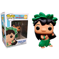 Pop Disney 3.75 Inch Action Figure Lilo & Stitch - Hula Lilo #521 Exclusive