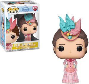 Pop Disney 3.75 Inch Action Figure Mary Poppins - Mary Poppins At The Music Hall #473